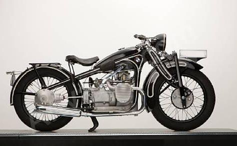 Mẫu BMW R5 sản xuất năm 1935