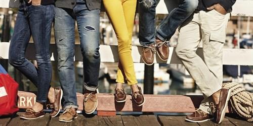 Boat shoes - mau giay khong the thieu trong tu do nam 2016 hinh anh 2