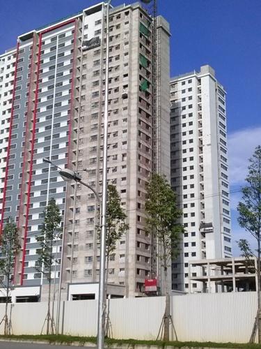 Hiện tại các căn hộ tại đây đang được rao bán với giá từ 18 triệu đồng/m2