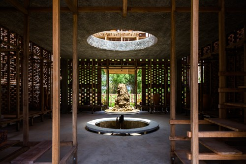 nhà bằng đất nung, nhà Quảng Nam, kiến trúc