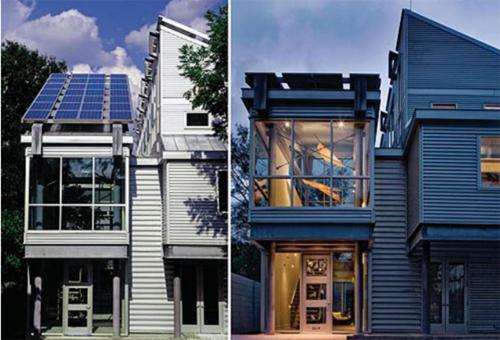 Những căn hộ nhỏ nhưng đầy đủ tiện nghi với thiết kế hiện đại.