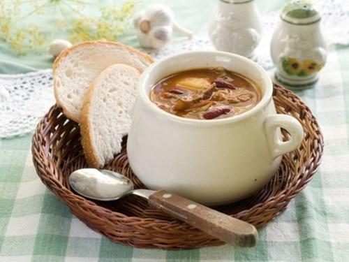 10 món súp mùa đông cực ngon trên khắp thế giới ảnh 7