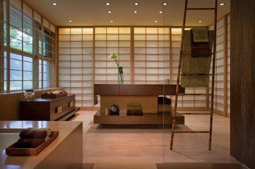 trang trí nhà, thiết kế nhà, trang trí nội thất theo phong cách Nhật Bản