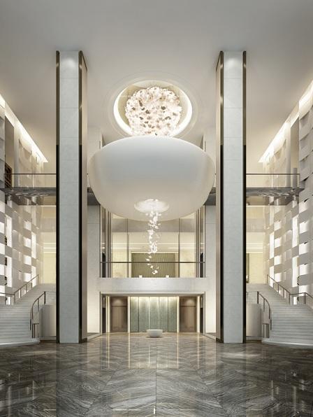Thiết kế tinh tế của Swisstouches La Luna Resort.
