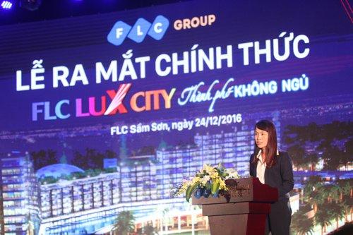 Ra mắt dự án FLC Lux City