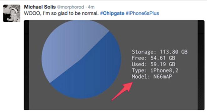 Người dùng iPhone 6S dở khóc dở cười với sự cố chipgate