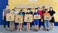 LOCK&LOCK trao tặng quà tết cho trẻ em Làng SOS Gò Vấp
