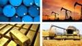 Hàng hóa TG sáng 14/11/2008: Giá dầu giảm, kim loại tăng