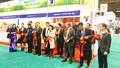 Lễ khai mạc Gian hàng Quốc gia Việt Nam tại triển lãm quốc tế thực phẩm PLMA Hoa Kỳ