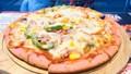 Độc lạ pizza làm từ thanh long ruột đỏ, giá chỉ 55.000 đồng/chiếc