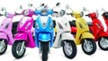 Thị trường xe máy tăng trở lại