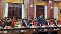 Bộ trưởng Bộ Công Thương làm việc với Tỉnh uỷ, UBND tỉnh Thái Bình