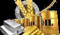 Hàng hóa TG sáng 18/7/2019: Giá cà phê và vàng tăng, dầu giảm
