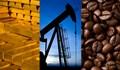 Hàng hóa TG sáng 21/7: Giá vàng thấp nhất 3 tuần, dầu và cà phê hồi phục