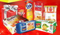 Xuất khẩu bánh kẹo và sản phẩm từ ngũ cốc tăng trưởng tốt