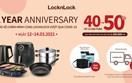 Lock&Lock giảm sốc 40-50% trong 3 ngày cuối tuần