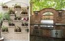 Những ý tưởng thiết kế căn hộ bằng... gạch