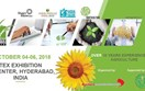 4-6/10: Mời tham dự Hội chợ nông nghiệp Agritex Ấn Độ 2018