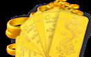 Giá vàng ngày 22/4/2019 tiếp tục tăng nhẹ