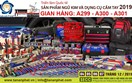 4 - 7/12: Triển lãm Quốc tế ngũ kim, dụng cụ cầm tay 2019 tại TP Hồ Chí Minh