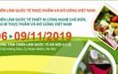 6-9/11: Triển lãm thực phẩm đồ uống 2019 tại Hà Nội