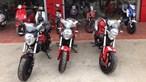 Xôn xao với Ducati Monster 110 giá 38 triệu Đồng tại Việt Nam