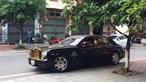 Quảng Ninh: Giật mình với Rolls-Royce Phantom làm xe taxi