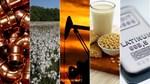 Hàng hóa TG sáng 27/4: Giá đường và cà phê thấp kỷ lục