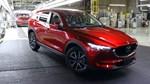 Mazda CX-5 2017 đầu tiên xuất xưởng tại Nhật Bản