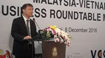 Giải pháp tăng cường quan hệ thương mại Việt Nam - Malaysia