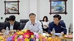 Thứ trưởng Đỗ Thắng Hải làm việc tại Nhà máy sản xuất ô tô Huyndai Thành Công