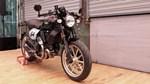 Cận cảnh Ducati Scrambler phiên bản Café Racer tại Việt Nam