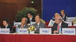Bộ trưởng Trần Tuấn Anh chủ trì Họp báo thông tin kết quả Hội nghị MRT 23