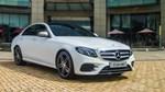 Mercedes-Benz ra mắt E300 AMG lắp trong nước, rẻ hơn bản nhập 370 triệu Đồng