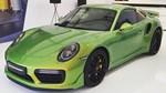 Không phải 918 Spyder, đây mới là chiếc Porsche có màu sơn đắt đỏ bậc nhất