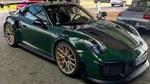"""Porsche 911 GT2 RS 2018 xuất hiện trong màu sơn """"độc"""""""