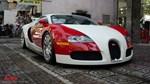 """Bugatti Veyron độc nhất Việt Nam bất ngờ ra phố """"tắm nắng"""" trước thềm năm mới"""