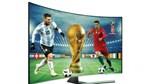 Điểm danh 5 smart TV màn hình lớn để xem World Cup cực đã mắt
