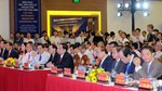 Bộ trưởng Bộ Công Thương Trần Tuấn Anh tham dự Hội nghị xúc tiến đầu tư Cần Thơ 2018