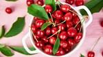 """Quả anh đào chua """"siêu thực phẩm"""" giúp tăng trí nhớ, giảm huyết áp và cholesterol"""