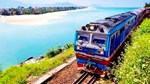 Từ tháng 7/2020, đường sắt chạy thêm nhiều tàu du lịch