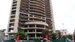 Xây xong phần thô, Việt Tower bỏ dở dự án đắc địa 198B Tây Sơn