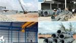 Giá vật liệu xây dựng tại một số thị trường ngày 24/6