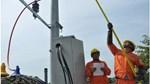EVNCPC đã cấp điện trở lại cho phần lớn hộ dân