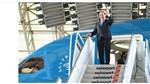 Thủ tướng Nguyễn Xuân Phúc đến New York