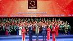 200 doanh nghiệp nhận giải thưởng Sao vàng đất Việt 2015