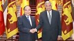 Hiệp định Thương mại giữa Việt Nam và Sri Lanka