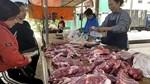 TT miền Trung và Tây Nguyên: Giá thịt heo chưa giảm sâu do tái đàn chậm
