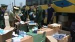 Tăng cường kiểm tra tình trạng xuất khẩu khẩu trang và gạo lậu qua biên giới
