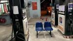 Lực lượng QLTT kiểm tra cửa hàng xăng dầu tại Hà Nội